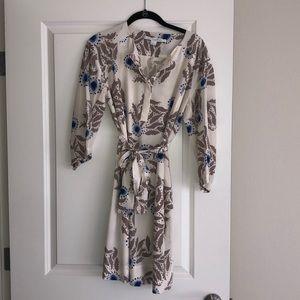 Diane Von Furstenberg 100% Silk Dress